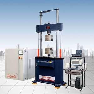 PWS-50-50KN电液伺服动静万能试验机