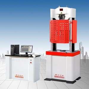 WAW-300-300KN微机控制电液伺服万能试验机