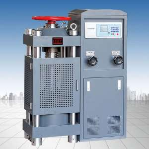 聚合物混凝土压力试验机
